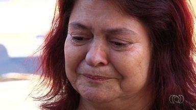 Músico é preso suspeito de matar corretora que estava desaparecida - Polícia diz que Núbia Francisca, 46, morreu asfixiada, em Cezarina, GO. Mulher compraria móveis do suspeito para montar loja, afirma delegado.