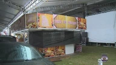 Festa do Pinhão começa nesta sexta-feira (20) em Lages - Festa do Pinhão começa nesta sexta-feira (20) em Lages