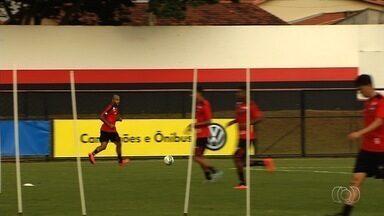 Atlético-GO joga contra Brasil de Pelotas em Goiânia - Confronto acontece no Estádio Serra Dourada nesta sexta-feira (20).