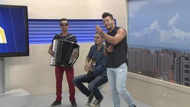 Cantor sertanejo Luka Moraes bate papo descontraído - Goiano fala sobre a trajetória musical.