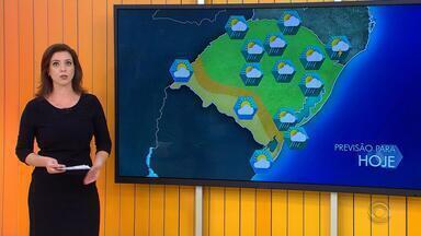 Sábado (21) será de temperaturas baixas em todo o RS - Em Porto Alegre, RS, não deve fazer mais de 19ºC.