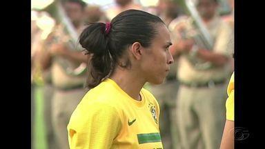 Concluído, Memorial Rainha Marta terá exposição dia 10 de junho - Peças da história da maior jogadora de futebol brasileiro estarão expostas no local.