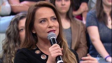 Vivianne Pasmanter fala sobre as mudanças de Lili em 'Totalmente Demais' - Atriz diz que ainda há novidades na reta final da novela