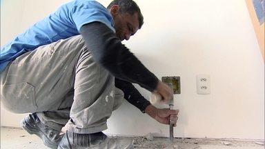 Empresário cria site para acabar com dor de cabeça nas reformas domésticas - Promessa é acabar com a dor de cabeça com pedreiros e pintores.