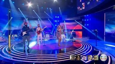 Banda Alphazimu se classifica em mais uma etapa do programa SuperStar - Veja como foi a apresentação.