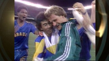 Seul 1988 - semifinal do futebol masculino