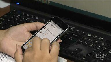 Polícia Civil alerta sobre extorsão pela internet em Imperatriz, MA - Navegar nas redes sociais, pela internet, é quase sempre uma forma de diversão, de descanso, mas, às vezes, essa tranquilidade é rompida pela tensão de um crime pela internet.
