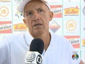 Técnico Souzinha deixa o PPFC - Saída foi decidida nesta terça-feira (24).
