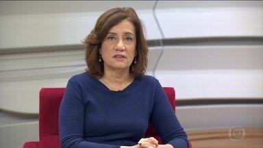 Miriam Leitão analisa medidas econômicas anunciadas pelo governo - Miriam explica que o limite para o gasto público mexe com vários pontos da Constituição. Essa medida vai ter que passar por diversos grupos de veto.