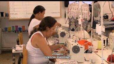 Setor da indústria enfrenta queda no Piauí - Setor da indústria enfrenta queda no Piauí