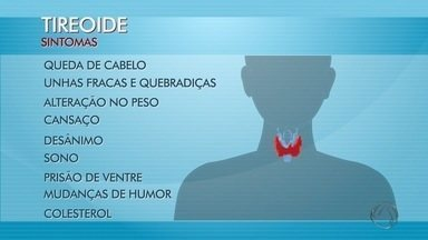 Semana é de conscientização e alertas sobre a tireóide - Problema atinge homens e mulheres, diz endocrinologista.
