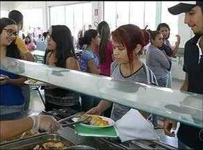 Após anos de espera, é inaugurado o Restaurante Universitário da UFT no campus de Gurupi - Após anos de espera, está em pleno funcionamento o Restaurante Universitário da UFT no campus de Gurupi