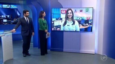 Confira os destaques do G1 Sorocaba e Jundiaí no TEM Notícias desta quarta-feira - A repórter Amanda Campos traz os destaques no TEM Notícias - 1ª Edição desta quarta-feira (25).