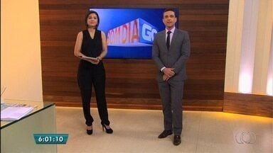 Confira os destaques do Bom Dia Goiás desta sexta-feira (27) - Entre os principais assuntos do dia estão operações policiais nas rodovias que cortam o estado para alertar sobre perigo de acidentes durante feriado de Corpus Christi.