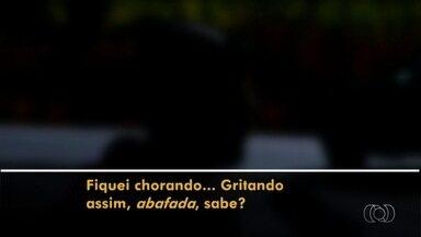Assaltantes mantêm casal refém enquanto roubavam carga de caminhão, em Goiás - Crime aconteceu em Bom Jesus de Goiás e autores conseguiram levar 36 toneladas de soja.