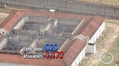 Dois detentos foram encontrados mortos após rebelião no CDP de São José - Motim durou 10 horas.