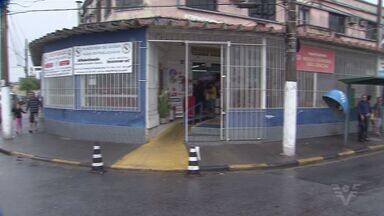 Padaria é assaltada pela 6º vez em cinco semanas na Zona Noroeste de Santos, SP - Moradores reclamam da falta de segurança no local.