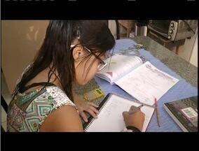 Estudantes de Valadares se preparam para as Olimpíadas de Matemática - A primeira fase será realizada no dia sete de junho.