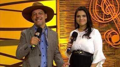 Neto Fagundes e Shana Müller mostram os destaques do Galpão Crioulo deste domingo (29) - Assista ao vídeo.