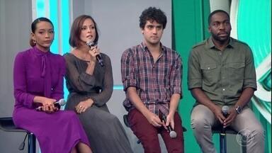 Elenco de 'Mister Brau' comenta recente caso de violência - Atores falam também sobre situação política do Brasil