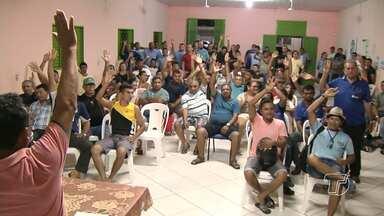 Suspensa a greve dos rodoviários em Santarém - Categoria aceitou reajuste de 10% e discutiu reajuste do abono salarial.Reunião ocorreu na noite de segunda-feira (30) no sindicato da categoria.