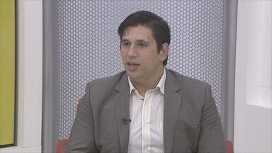 Especialista dá dicas para empresários de como sobreviver durante crise econômica - Augusto Peluccio é especialista em administração empresarial e gestão estratégica.