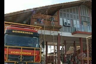 Obra em quartel dos bombeiros de Marabá pode ser suspensa - Promotores do Ministério Público alegam depredação do patrimônio publico.