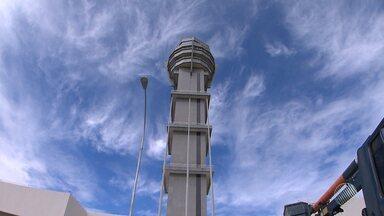 Nova torre de controle é entregue em cerimônia no aeroporto de Salvador - A nova torre é a segunda maior do país; conheça a estrutura.