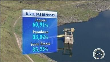 Maio foi mais chuvoso neste ano - Veja a situação das represas.