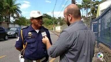 Guarda Municipal reforça fiscalização contra 'pegas' em Volta Redonda, RJ - Prática ilícita tem se tornado frequente na cidade; durante último fim de semana, GM realizou abordagens na Ilha São João.