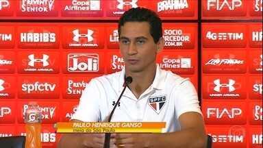 Após quatro anos, Ganso volta à Seleção e jogará a Copa América Centenário - Após quatro anos, Ganso volta à Seleção e jogará a Copa América Centenário