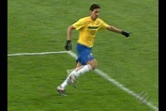 Ganso comemora convocação para a Seleção após quatro anos - Paraense jogador do São Paulo fala sobre a expectativa de voltar à vestir a camisa canarinho durante a Copa América Centenário. Jogador foi chamado por Dunga em razão do corte de Kaká, do Orlando City.