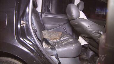 Polícia Civil afirma já saber quem jogou pedra em adolescente de 17 anos - Crime aconteceu na quinta-feira (26), na Rodovia dos Imigrantes.
