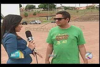 Festival Mineiro Beat é realizado neste fim de semana em Uberlândia - Evento que acontece no sábado (4) conta com atrações como Jorge Ben Jor, Emicida e bandas da região.