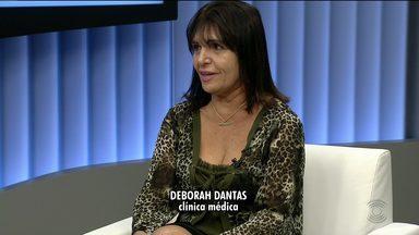 Dia Mundial sem Tabaco é lembrado no Quadro Saúde do JPB - Médica Deborah Dantas fala sobre tratamento pra quem quer deixar de fumar.