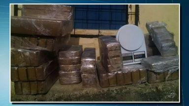 Polícia Federal no Ceará investiga rede interestadual de tráfico de drogas - Adolescentes viajam com drogas com destino ao Ceará.