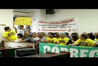 Sessão na Câmara de Cabo Frio, RJ, termina sem votação de empréstimo de R$ 200 mi - Comissão de Justiça autorizou votação, mas ela não entrou na pauta.