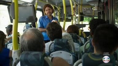 Motorista de ônibus - 5 funcionários por 1