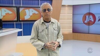 Confira o quadro de Cacau Menezes desta segunda-feira (6) - Confira o quadro de Cacau Menezes desta segunda-feira (6)