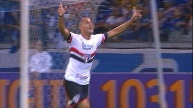 São Paulo bate o Cruzeiro fora de casa com gol de Ytalo - São Paulo bate o Cruzeiro fora de casa com gol de Ytalo