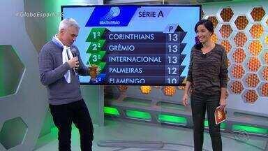 Após promessa, Alice Bastos Neves e Maurício Saraiva aparecem parcialmente pilchados - Assista ao vídeo.
