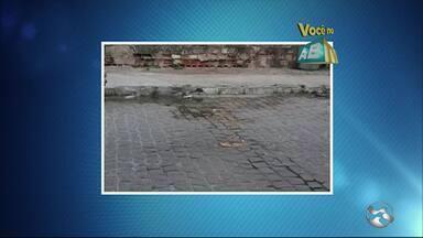 Confira as denúncias do 'Você no ABTV' desta segunda-feira (6) - Problemas ocorrem em Caruaru.