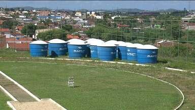 Projeto do IFPB economiza R$ 40 mil por ano com conta de água - Economia de água é realizada com maneiras simples.