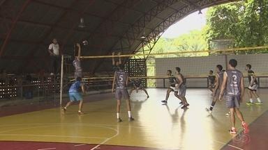 Manaus recebe disputas dos Jogos Universitários do Amazonas - Competição ocorre na Vila Olímpica de Manaus e ginásio René Monteiro.