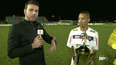 Cianorte é campeão da Segunda Divisão do Paranaense e já planeja o futuro - O Leão do Vale garantiu a volta à primeira divisão do campeonato paranaense e já planeja os próximos passos.