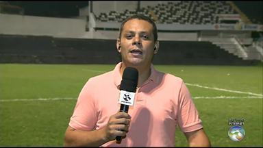Central joga contra o Campinense nesta segunda-feira (6) - Amistoso é uma preparação para a Série D do Brasileiro.