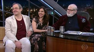 """Melissa Vettore e Daniel Dantas contam como se conheceram - Os atores estão em cartaz com o espetáculo """"Isadora"""""""