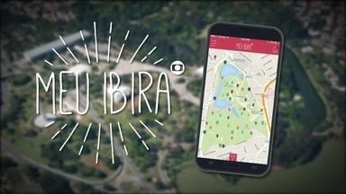 """Confira as novidades do aplicativo 'Meu Ibira' - Agora o """"Meu Ibira"""" tem muito mais recursos para quem quer aproveitar tudo o que o Parque Ibirapuera tem para oferecer."""