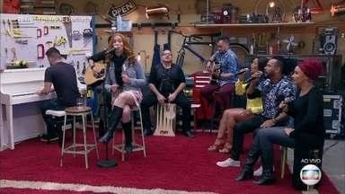 Georgia mistura Amy Winehouse e Tim Maia em música - Confira a apresentação!
