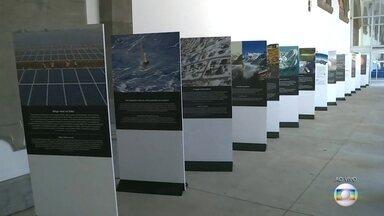 Museu Catavento apresenta exposição sobre mudanças climáticas - A exposição reúne 33 painéis com os efeitos causados pelo homem no planeta. A mostra vai até o dia 31 de julho, de terça a domingo. A entrada custa R$ 6.